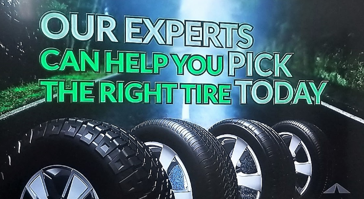 Need New Tires Mesa Arizona